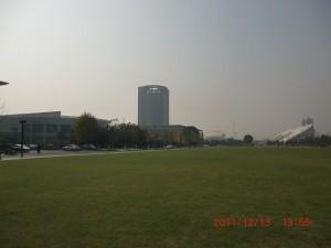 第1回JCTQM研究会 浙江大学管理学院キャンパス